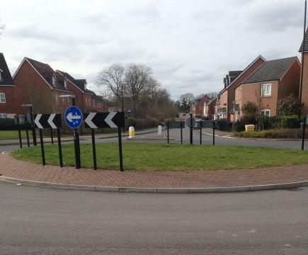 Jefferson Way Roundabout