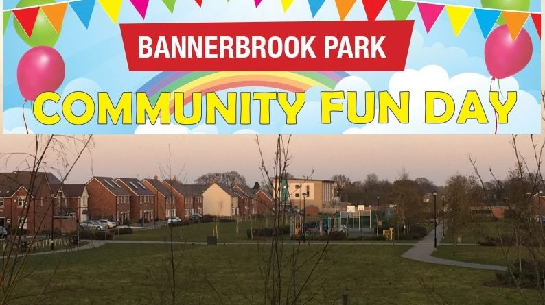 Community Fun Day – Update