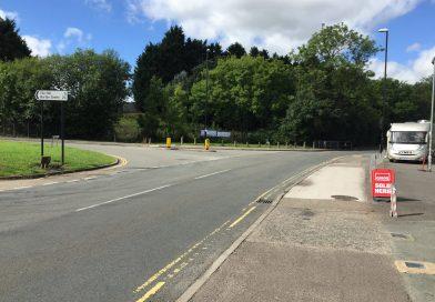 Broad Lane/Banner Lane Junction/Culvert