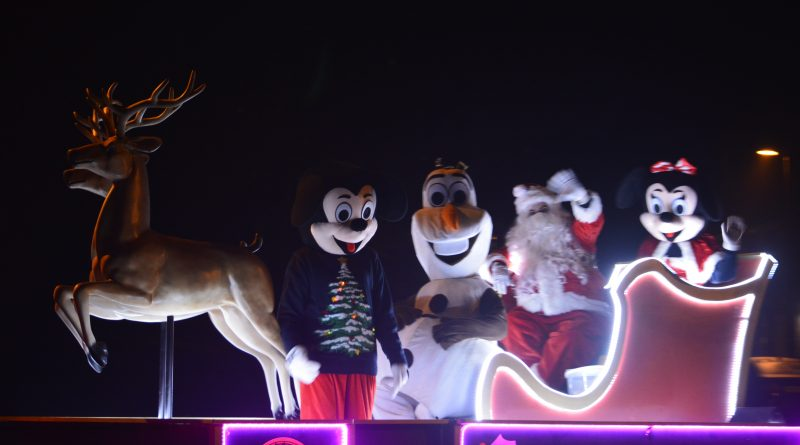 Santa is coming to Bannerbrook & Eastern Green