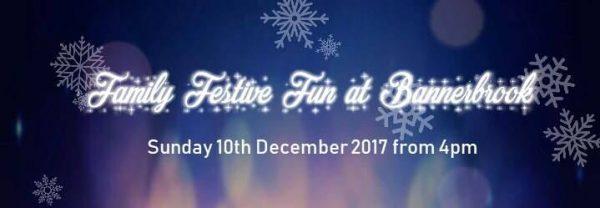 The Lantern Walk – Sunday 10th December 2017