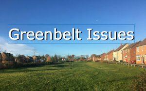Greenbelt Issues